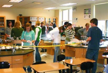 如何让孩子们在公立学校使用沙拉吧