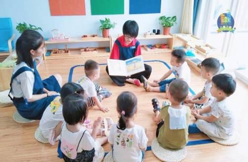 儿童保育和早期教育在蒙哥马利县计划下获得大幅提升