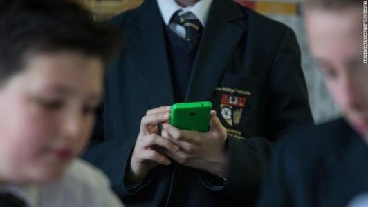 为什么从学校禁止电话是教育的一个倒退步骤