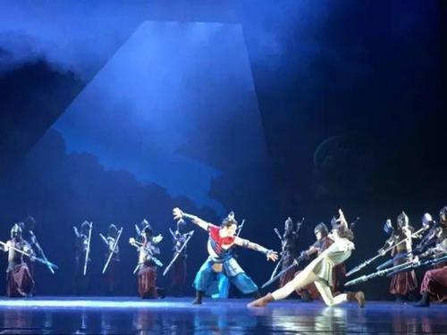 扶持工程重点创作扶持资助原创作品—舞剧《江湖》即将于国家大剧院上演