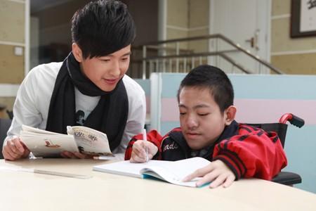 上千名残疾学生今年将获助学服务