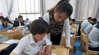 """山东一学校推广""""衡水体"""" 应对考试同时不束缚学生个性发展"""