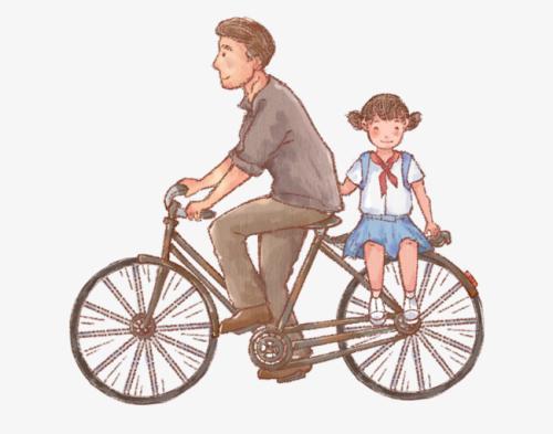儿子害怕住校 残疾爸爸每天骑行近百里送学后再去打工