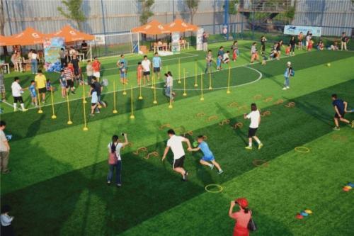 2019年全国青少年校园足球夏令营在青海省西宁市开营