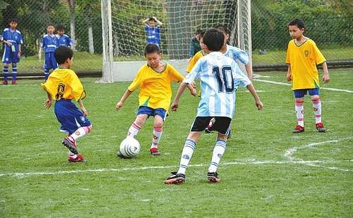 全国38万所中小学中选定校园足球特色学校有24126所