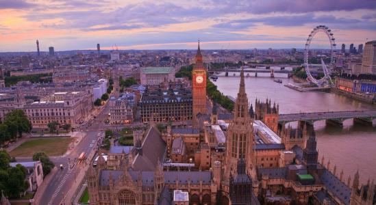 伦敦在新的排名中被评为世界上最好的学生城市