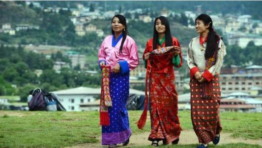 不丹学生有能力和潜力去做非凡的事情