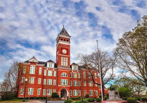 克莱姆森大学获得2019年高等教育卓越多样性奖