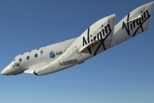 维珍银河为首批付费客户启动宇航员准备计划