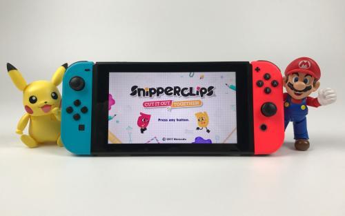 任天堂的Switch刚刚在美国取得了最佳销售周