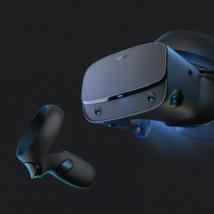 简化Oculus Rift S,简化的VR耳机