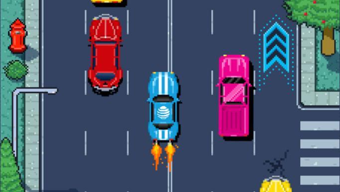 玩AT&T的全新,愚蠢的LTE Speed视频游戏