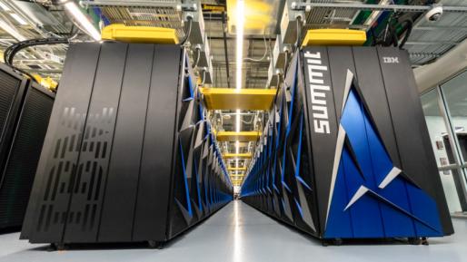 美国招募16台超级计算机来帮助研究人员创造顾冠状治疗