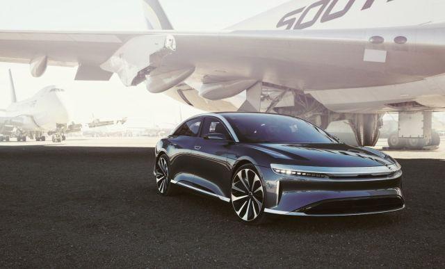 Lucid Motors推迟了期待已久的电动轿车的发布