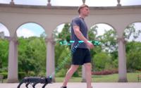 Unitree Robotics开发可与您一起慢跑的个人机器狗