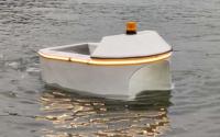 这种自主零排放机器人可以从水道收集垃圾