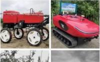 微牛无人驾驶汽车和农业机器人实现在线农业