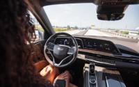 通用汽车将在2022年将其升级后的Super Cruise驾驶系统应用于六辆车