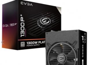 EVGA发布SuperNOVA 1600和1300 P+电源