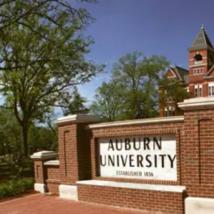 奥本大学宣布寻找下一任校长