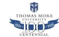 托马斯莫尔大学百年庆典活动即将开始