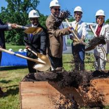 马里兰州地区如何利用公私合作伙伴关系在3年内建6所学校