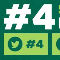 俄亥俄大学的社交媒体在全国排名第四