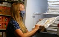 印第安纳大学东南大学扩建校园食品储藏室