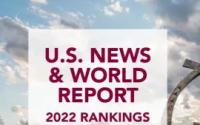费尔蒙州立大学在新闻与世界报道中获得三项排名