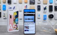 三星Galaxy A51 5G 和在韩国获得 2021 年 9 月的安全更新